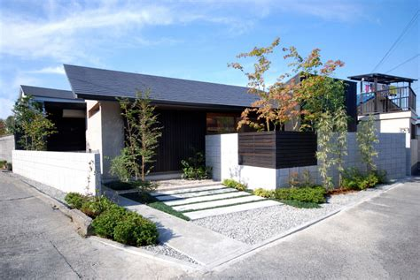 modern one story house one story modern house design for elders archinspire