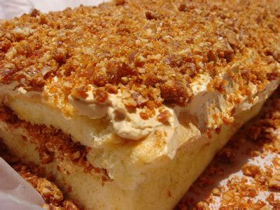 Moca Nougat Cake c a m e l i a h o m e mocha nougat cake