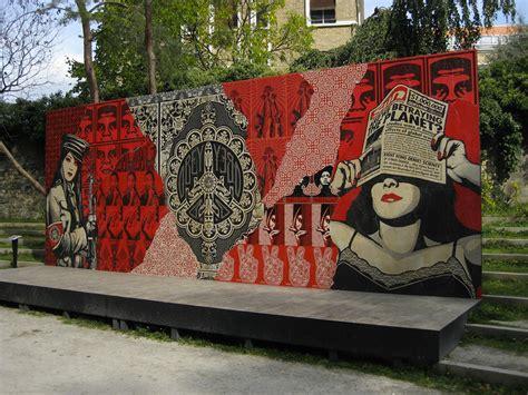 shepard fairey obey fondation cartier paris