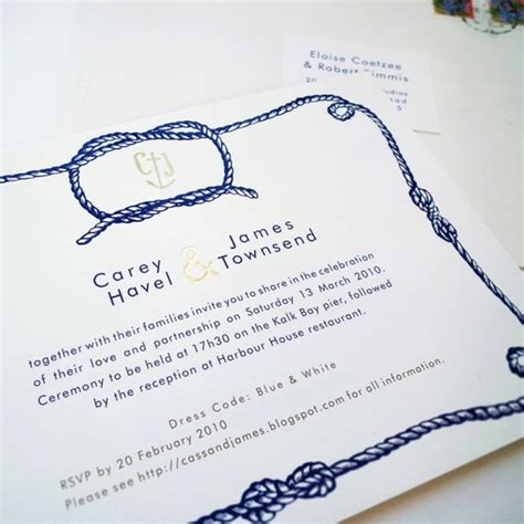 tie the knot wedding invitation wording tying the knot literally table 6 productions