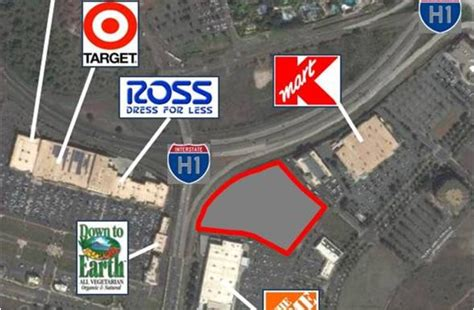 kapolei retail land parcel mw ltd honolulu
