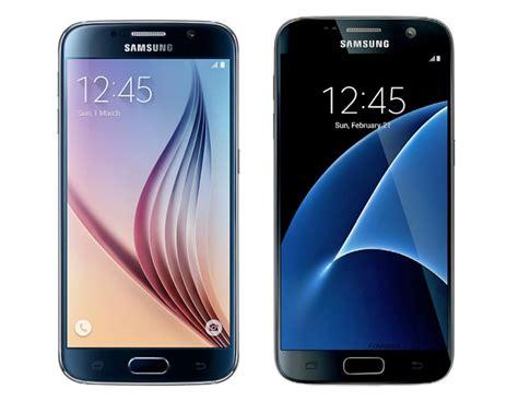 Samsung S6 S7 samsung galaxy s7 vs galaxy s6 ce qui change d une