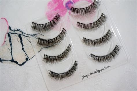 Beau Blink Charm Sweet Classic 3 blink charm sweetclassic lashes review chen