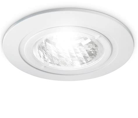 philips luxspace accent led recessed downight fixed 3200lm