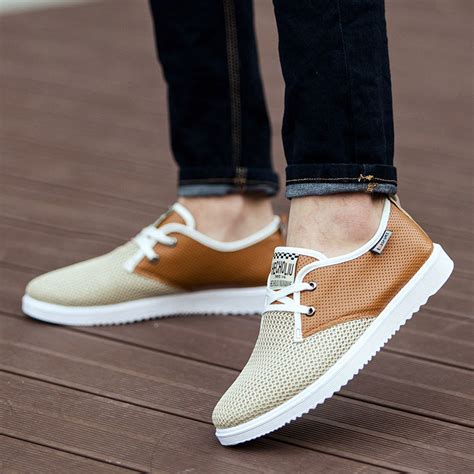 summer mens boots look cool in summer by sporting men s summer shoes