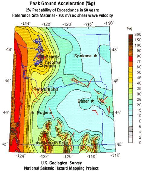 seattle hazard map earthquake hazards gt gt four winds 10 winds