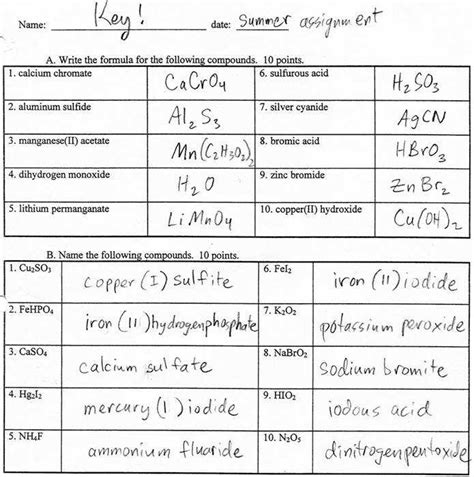 Lewis Dot Structure Worksheet 1 Homework Problems Answers