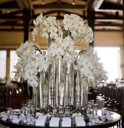 used wedding centerpieces orchid wedding arrangements wedding inspiration trends