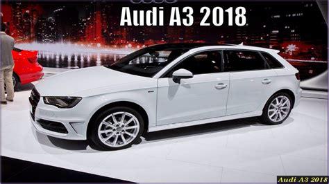 Audi A3 Sportback Reifengröße by New Audi A3 2018 Sportback E Tron Design Specs And Review