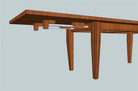 Extendable Dining Table Plans | woodwork diy extendable dining table plans pdf plans