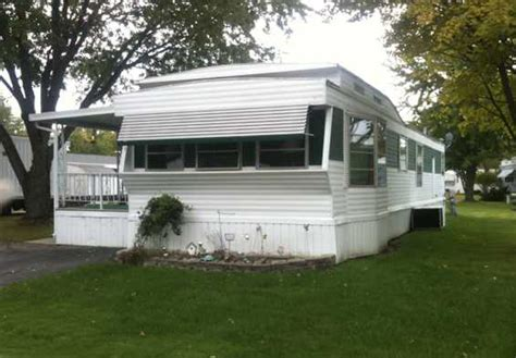 vintage mobile home renovation mobile homes ideas