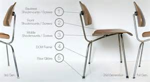 Armchair Parts Eames Plywood Dcm Lcm Chair Parts