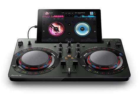 console dj android wedj app android collegare console pioneer ddj wego4 wego3