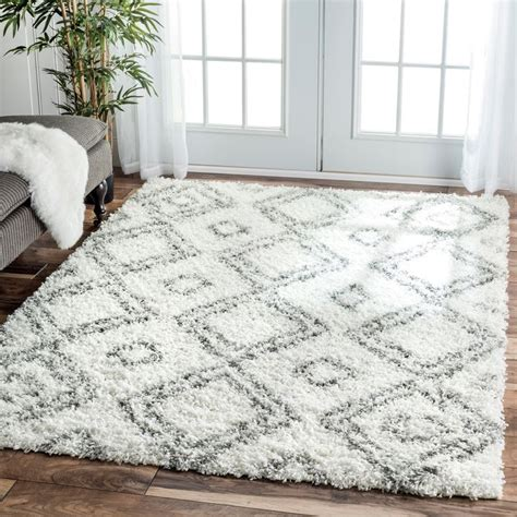 White Fuzzy Area Rug Area Rugs Awesome White Fuzzy Rug Fluffy White Rug White Shaggy Area Rugs White Rugs