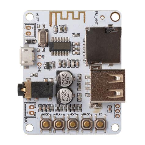 Jual Usb Bluetooth Audio bluetooth audio receiver module lifier board diy usb tf