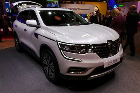renault suv koleos new renault koleos large suv to make global impact carbuyer