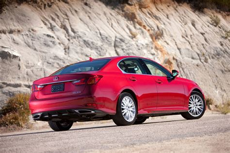 gs motor trends 2014 lexus gs350 reviews and rating motor trend