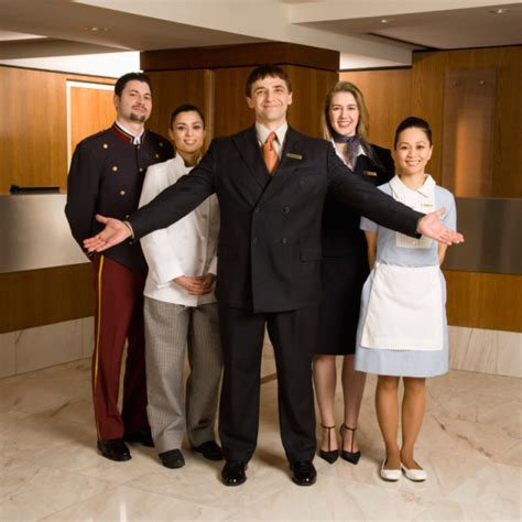 what is room division management in hotel who is the executive housekeeper international hotel school