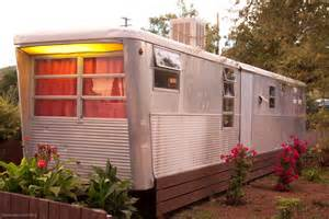 retro homes just a car guy vintage trailer park with lots of pre 1960