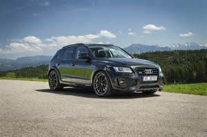 abt audi sq5 pumped up to 380 hp
