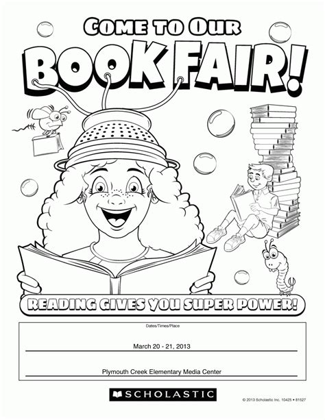coloring pages of the fair coloring home
