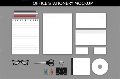 office stationery design templates office stationery branding mockup stationery templates