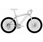 Print Mountain Bike Coloring Pages Free Printable