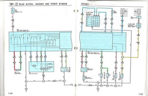wiring diagram toyota 4runner forum 4runners