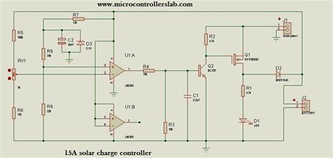 solar charge controller wiring diagram solar panel wiring