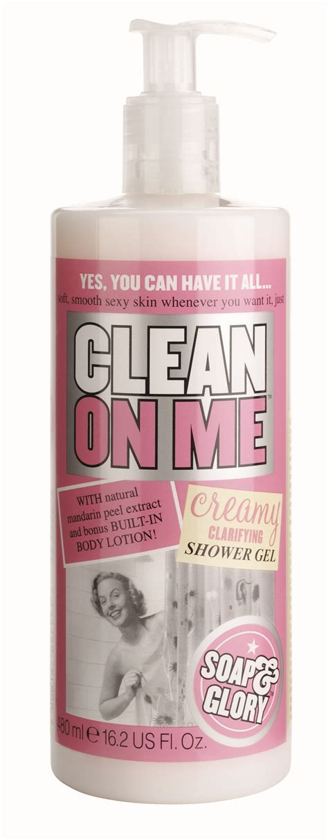 Soaps Shower Gels Clean soap clean on me clarifying shower gel