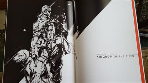 images of the art of metal gear solid v show unused chico concepts metal gear informer