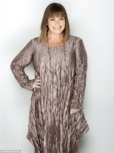 awn french wow dawn french displays new slimmer figure and blonde