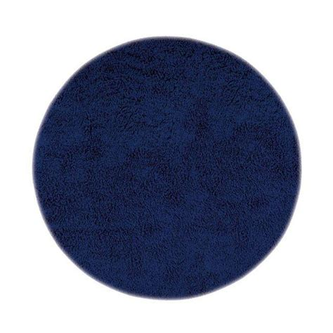 Rounds Rugs Home Decorators Collection Cove Black Border 8 Ft Area Rug 5248165210 The Home Depot