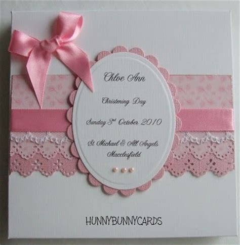 christening card ideas to make 25 best ideas about handmade christening cards on