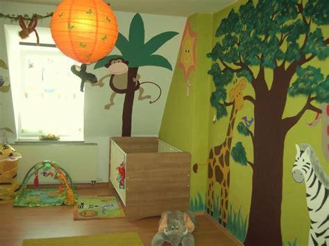 Kinderzimmer Originell Gestalten by Die Besten 25 Dschungelthema Ideen Auf
