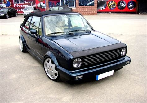 Mk1 Golf Gti Grill by Vw Golf Mk1 1 Badgeless Debadged Gti Grill Cabriolet Front