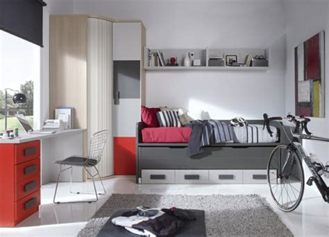 chambre ado et gris chambre ado et gris