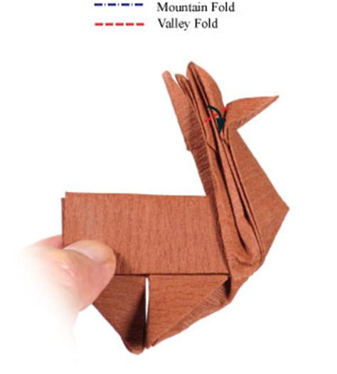How To Make An Origami Reindeer - how to make an origami reindeer page 34