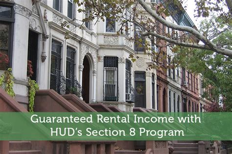 private owners that accept section 8 hud section 8 housing rules are by the department of