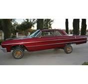 CUSTOM 1964 Chevrolet Impala 2 Door Hardtop  RAPPER DMX