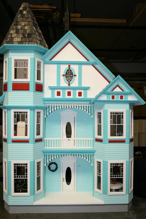 ladybird dolls house the finished dollhouse ellie s dollhouse blog