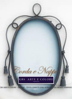 cornici in ferro specchio ferro battuto decorare la tua casa