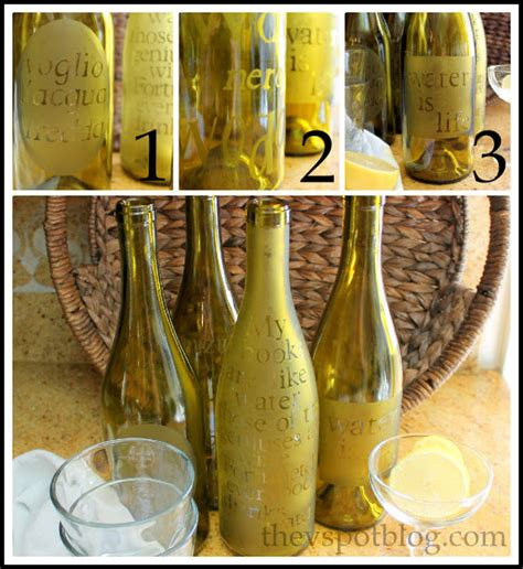 How To Turn A Wine Bottle Into A L by Upcycle Recycle Project Turn A Wine Bottle Into An