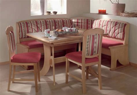 rustic kitchen table booth style breakfast furniture