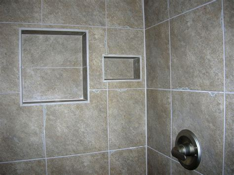 Installing Ceramic Wall Tile How To Install Porcelain Wall Tile In Shower Image Bathroom 2017