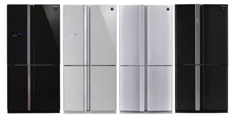 frigorifero 4 porte sharp sharp sj fs810v e sj fp810v nuovi frigoriferi a 4 porte