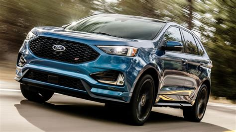 2020 Ford Escape Jalopnik by 2019 Ford Edge St So This Is Happening