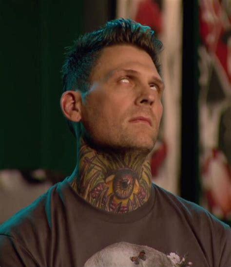 neck tattoo on ink master kyle dunbar on twitter quot attn walking dead casting lol