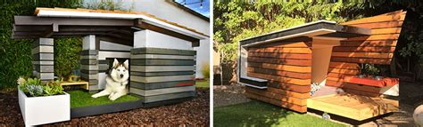 modern dog houses these modern dog houses are adorably stylish contemporist