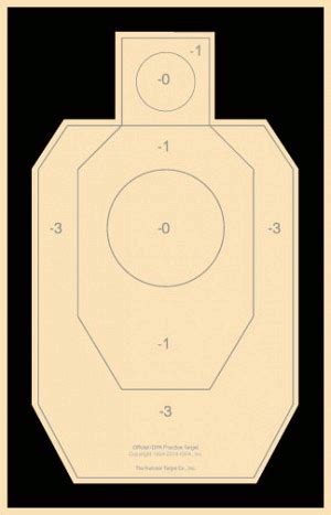 printable mini idpa targets extra special pricing on select targets